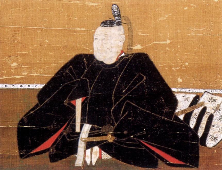 土井利勝肖像画